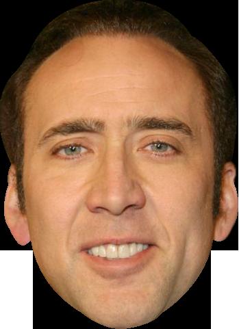Nicholas Cage a caso